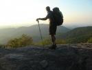 Sunrise from Big Cedar Mountain by gearfreak in Views in Georgia