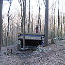 Rausch Gap Shelter - PA