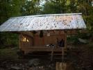 10-14-07 Velvet Rocks Shelter - NH