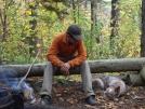 10-16-07 Moose Mountain Shelter, NH by doggiebag in Moose Mountain Shelter