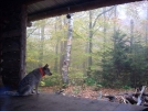 Ore Hill Shelter NH - October 19, 2007