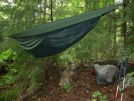 6-03-07 Stealth Hammock site North of Damascus by doggiebag in Virginia & West Virginia Trail Towns