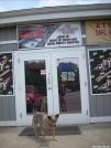 Lunch at a biker bar (Dog Patch off I-70 Maryland)