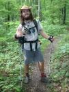 8-27-07 Fiesta!  One nice dude. by doggiebag in Thru - Hikers