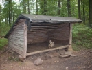 8-6-07 Peters Mountain Shelter - original PA