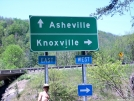 Hiking in the South ... heading to Standing Bear Farms by doggiebag in Trail & Blazes in North Carolina & Tennessee