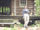9-28-07 Zero day at Spruce Peak Shelter by doggiebag in Vermont Shelters