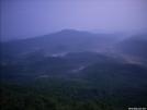 Dusk vista from Tinker Cliffs - Central Virginia