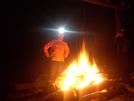 1-19-08 Fire Pit At Rod Hollow - Va