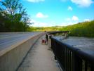 4/23/08 Aldo crossing The Potomac.