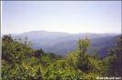 Mount Mitchell view in Smokies