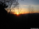 Sunrise from Vandeventer Shelter by Repeat in Views in North Carolina & Tennessee