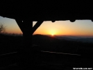 Sunset from Wayah Bald, NC by Repeat in Views in North Carolina & Tennessee