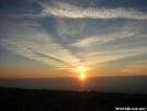 Meditation Sunrise on Max Patch