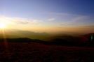 Sunset on Max Patch 11.7.07 by Repeat in Views in North Carolina & Tennessee