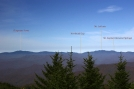 View of A.T. in the Smokie by Repeat in Views in North Carolina & Tennessee