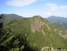 Charlie's Bunion from the north by Repeat in Views in North Carolina & Tennessee