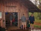 Deep Gap GA Shelter by Repeat in Deep Gap Shelter