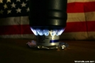 Flame of RedBull Alcohol Stove by Repeat in Gear Gallery