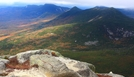 View From The Gateway On Katahdin