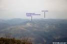 View north from MT. Camerer Tower by Repeat in Views in North Carolina & Tennessee