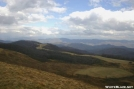 View north from Max Patch NC by Repeat in Views in North Carolina & Tennessee