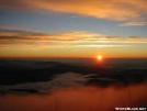Day breaks on Mt. Mitchell by Repeat in Views in North Carolina & Tennessee