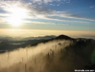 Mt. Mitchell NC Sunrise by Repeat in Views in North Carolina & Tennessee
