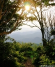 Sunset from Cheoah Bald