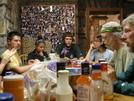 Bear's Den Dinner by OldFeet in Hostels