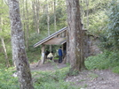Cosby Knob Shelter by OldFeet in North Carolina & Tennessee Shelters