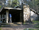 Peck's Corner Shelter by OldFeet in North Carolina & Tennessee Shelters