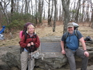 March 2007 Start of hike AT by Mrs Baggins in Section Hikers