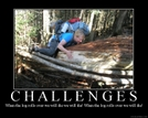 Challenges#2 by Mrs Baggins in Section Hikers