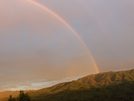 Rainbow Off Mounte Leconte by eressle1 in Views in North Carolina & Tennessee