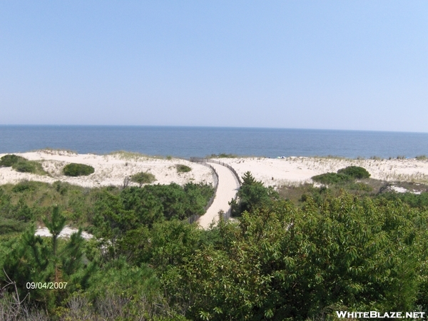 American Discovery Trail - Cape Henlopen