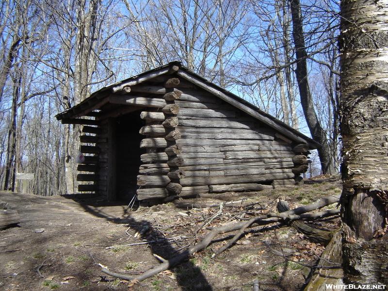 Walnut Knob Shelter
