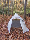 Big Agnes Seedhouse Set Up As Fast Fly by tripp in Tent camping