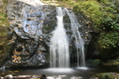 Cascades On Meigs Creek Trail by tripp in Views in North Carolina & Tennessee
