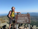 Whitefish On Katahdin by Whitefish in Thru - Hikers