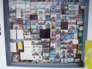 Window Of Fame At Budget Inn by Ron Haven in WhiteBlaze get togethers