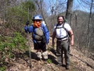 Ron Haven & Mn Smith by Ron Haven in Thru - Hikers