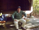 Ron Haven At Plum Orchard Shelter