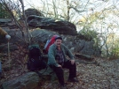 Ron Haven top of Blood Mtn