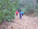Maricela Haven-Kimsey Creek Trail by Ron Haven in Day Hikers