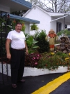 Ron at Budget Inn by Ron Haven in Town People