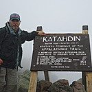 Chainsaw on Katahdin