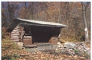 Bake Oven Knob Shelter, Fall 1996