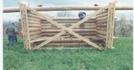 Eagle's Nest Shelter, 1988, Prepped For Moving