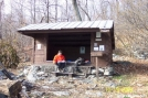 Leroy Smith Shelter by c.coyle in Maryland & Pennsylvania Shelters